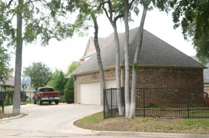 This driveway plus a large van equaled lots of heartache — and legal fees.