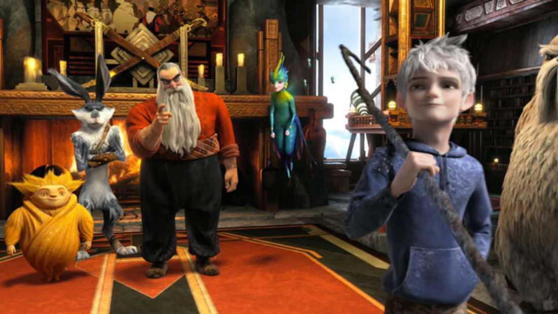 Rise of the Guardians opens Wednesday.