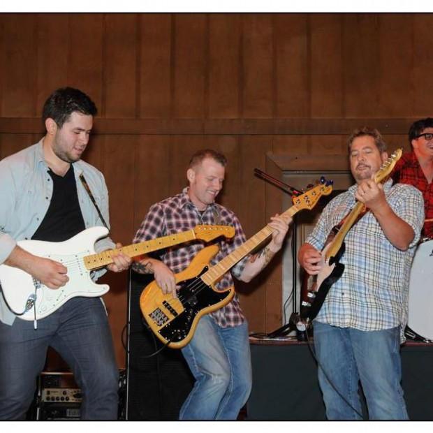 Aaron Sandoval Band