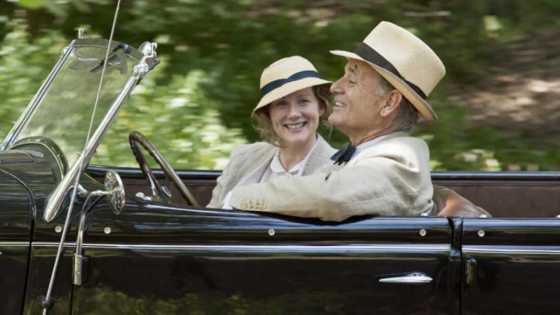 Laura Linney and Bill Murray star in Hyde Park on Hudson.