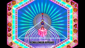 "Kris Pierce's ""A Challenger Appears"""