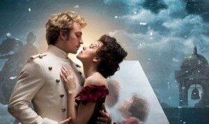 Anna Karenina now playing.