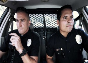 End of Watch opens Friday.
