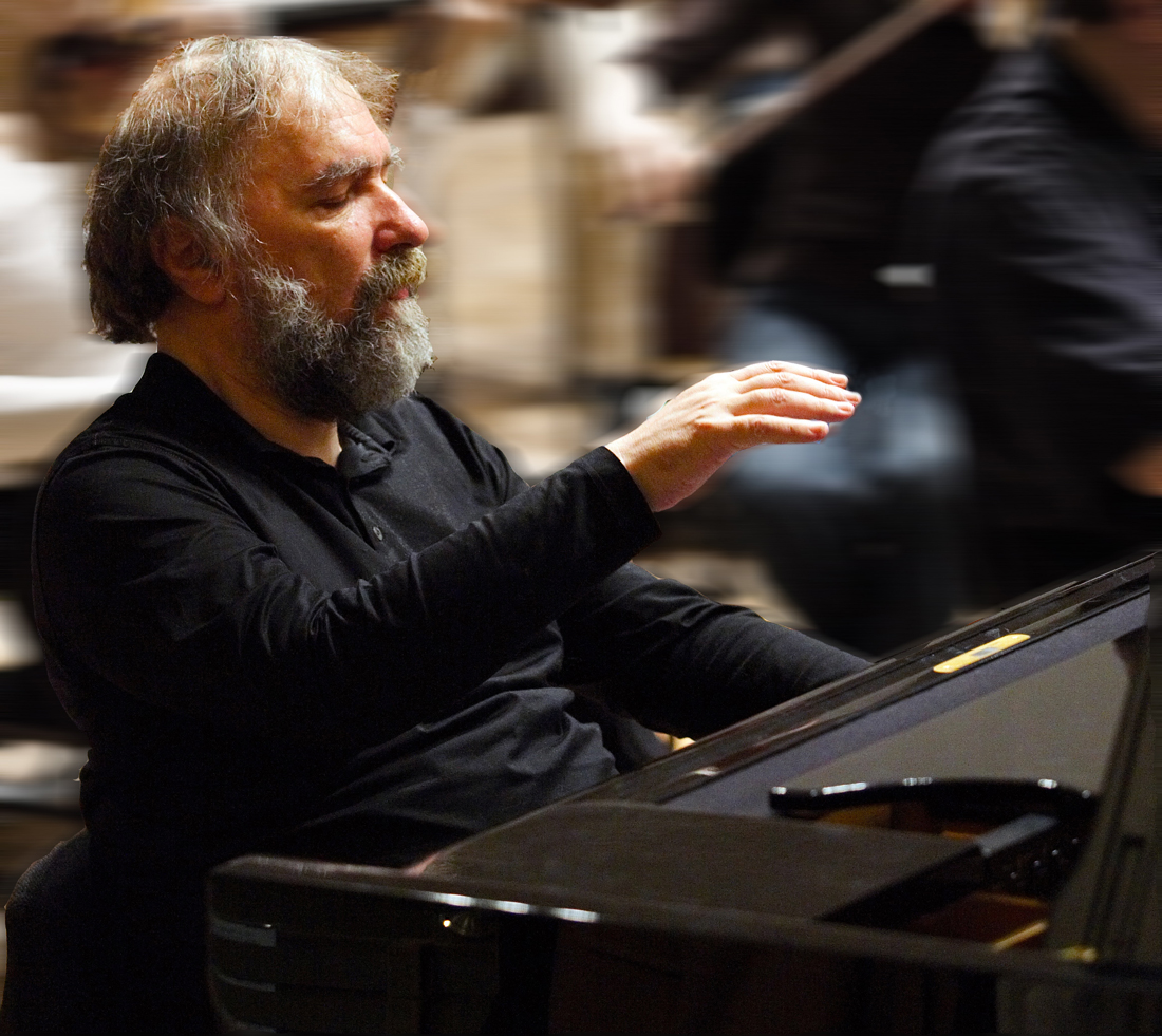 Radu Lupu at Bass Hall, Tue.