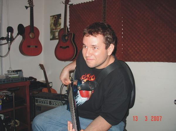 Carlos Shilinsky