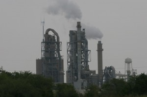 A federal study released in November found that pollution from Midlothian cement plants could have harmed the health of local residents. Vishal Malhotra