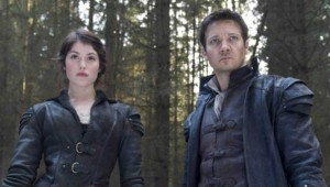 Hansel & Gretel: Witch Hunters opens Friday.