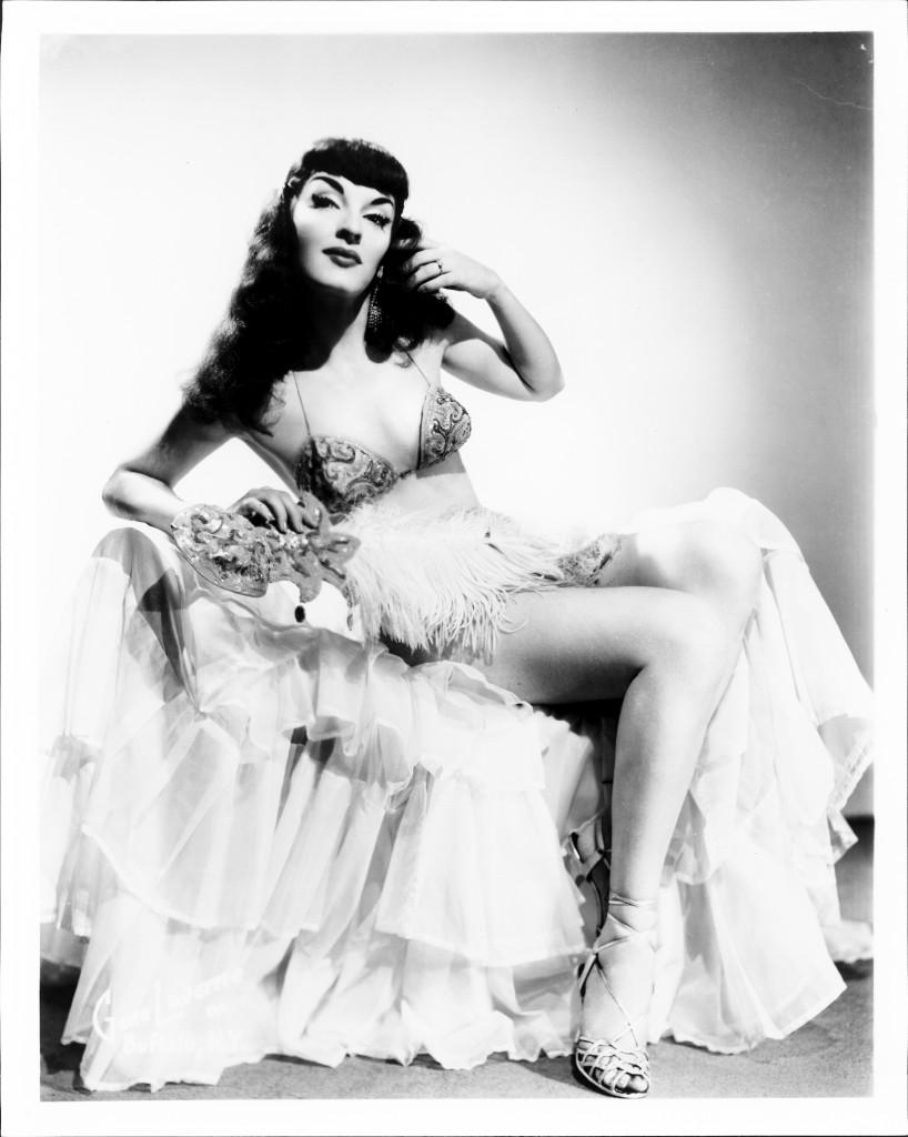 Vintage Burlesque Photos 109