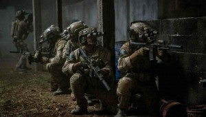 Zero Dark Thirty opens Friday in Dallas.