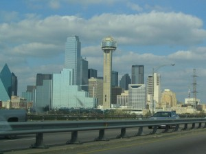 DALLAS SKYLINE (flickr photo by Ken Lund)