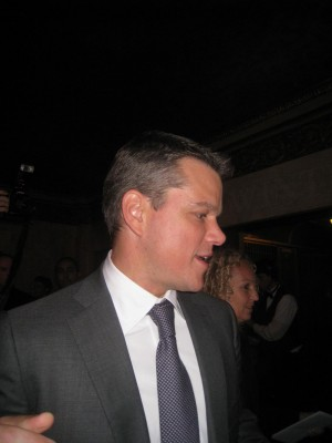 MATT DAMON (flickr photo by bucajak)