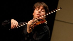 Joshua Bell plays at Bass Hall, Mon.