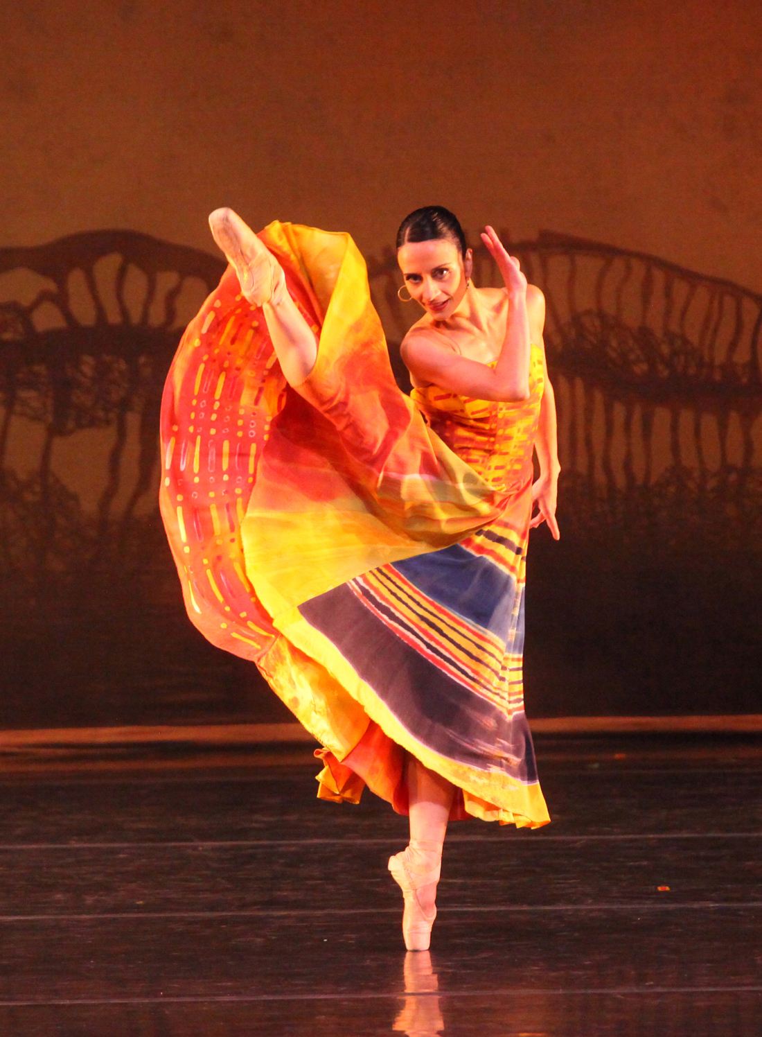 Lambarena will be performed as part of TBT's spring repertory, Fri-Sun.