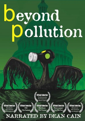 Beyond Pollution screens Wednesday at 7pm at Fort Worth Botanic Garden.
