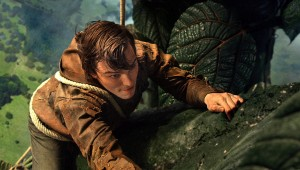 Nicholas Hoult scales unimagined heights in Jack the Giant Slayer.