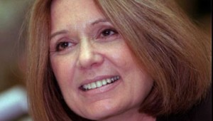"Gloria Steinem: ""Reproductive freedom is at least as fundamental as freedom of speech."""