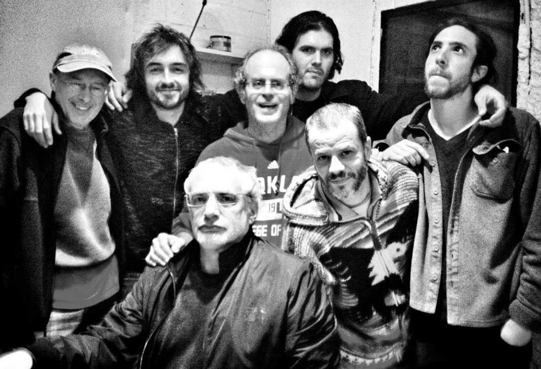 Oh Whitney and Donald Fagen got some recording done in Mexico but are now in Fort Worth to finish the project.