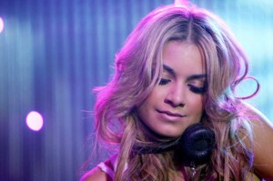 DJ Havana Brown headlined the opening of Vee Lounge.