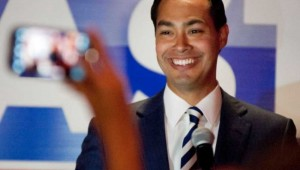 San Antonio mayor Julián Castro.