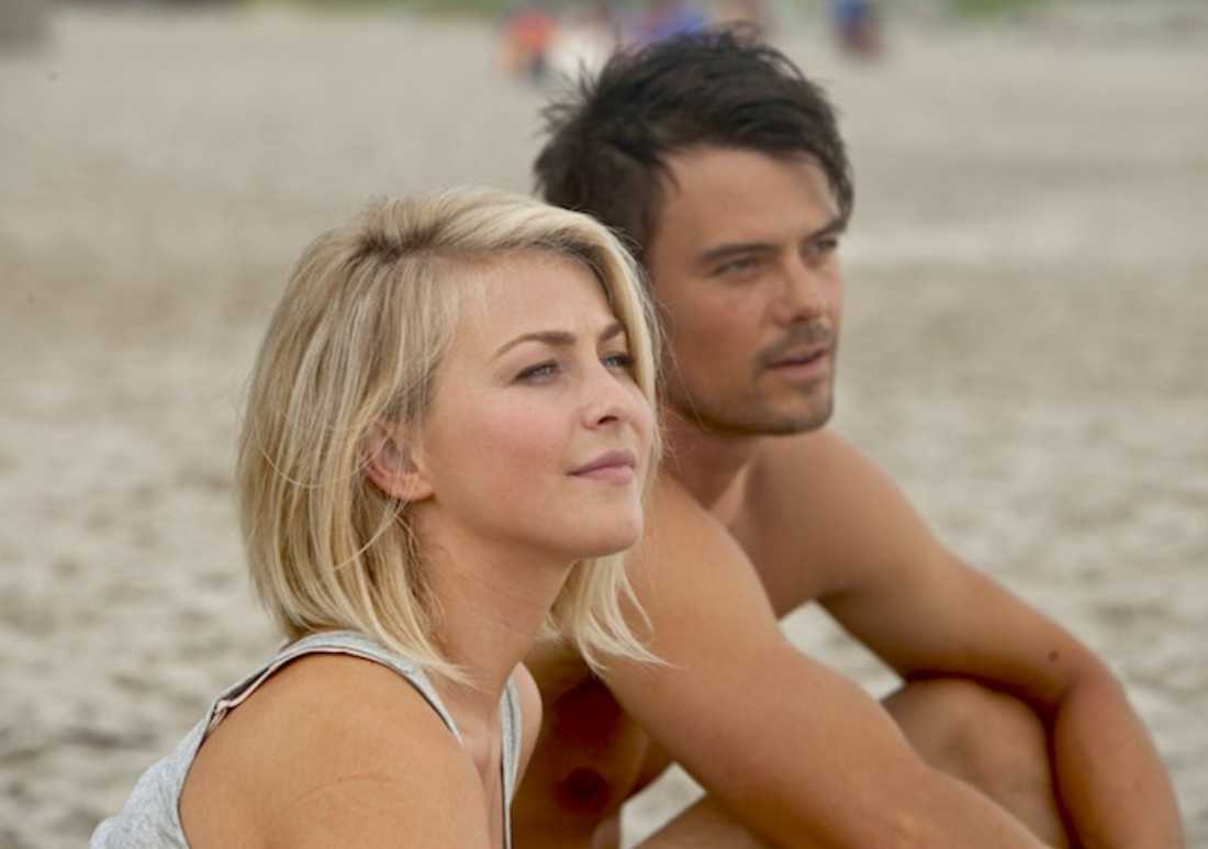 Julianne Hough and Josh Duhamel star in