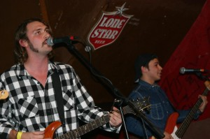 THE TYLER ROGERS BAND ROCKED THE HOUSE LAST NIGHT AT WHITE ELEPHANT'S TEXAS MUSIC SHOWDOWN (all photos by Jeff Prince)