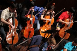 TCU Cellofest runs Thu-Sun.