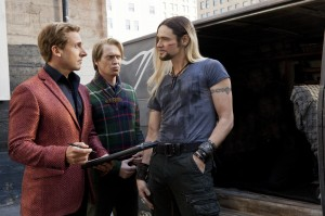 Steve Carell and Steve Buscemi have a magical face-off with Jim Carrey in The Incredible Burt Wonderstone.