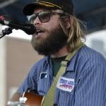 Kenny Uptain, frontman for Fort Worth/Dallas neo-bluesmen Foxtrot Uniform