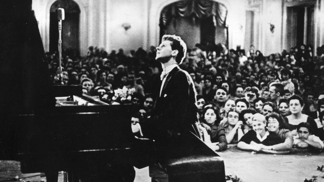 Van Cliburn won the inaugural Tchaikovsky Piano Competition in Moscow in 1958, a year after the Soviet Union launched Sputnik and seemed to be at a distinct advantage.