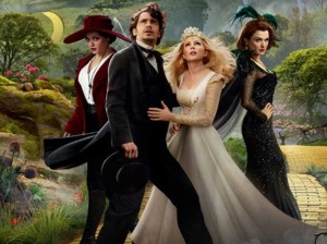"""Oz the Great and Powerful"" opens Friday."