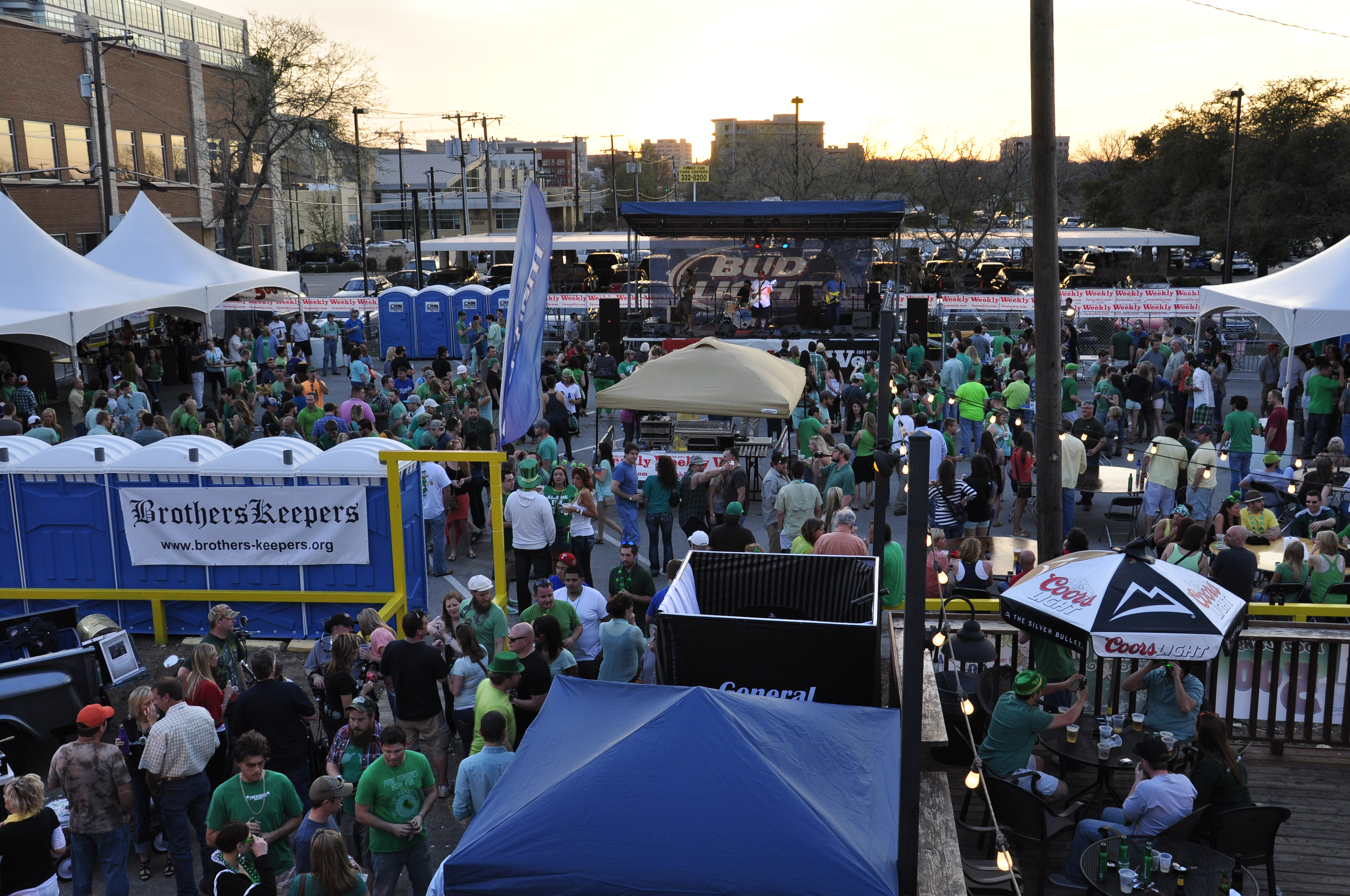 St Patrick s Day Madness in Fort Worth Weekly