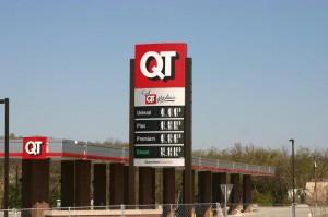gas price
