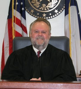 "Carr: ""I can't think of anyone more deserving of a second chance than a combat veteran."" Courtesy Judge Brent Carr"