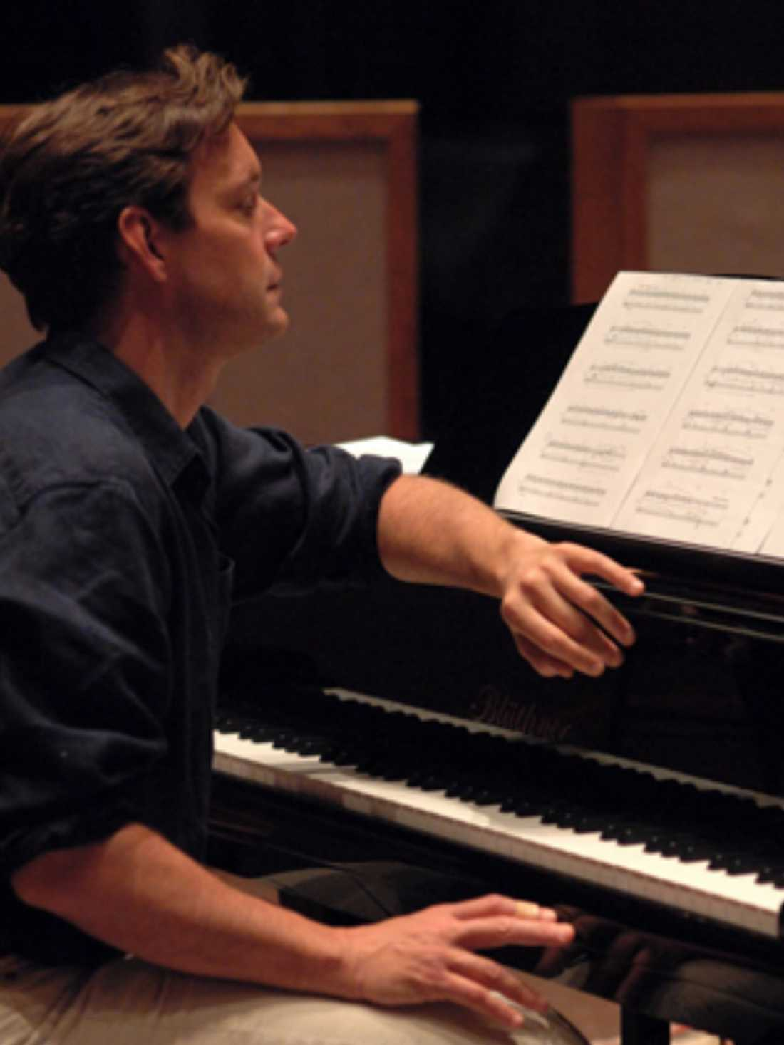 Jake Heggie's Ahab Symphony receives its world premiere with the UNT Symphony Orchestra on Wednesday.