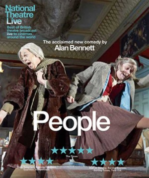 "British comedy, ""People"" will be broadcast at 2pm and 7pm at the Modern Art Museum of Fort Worth."