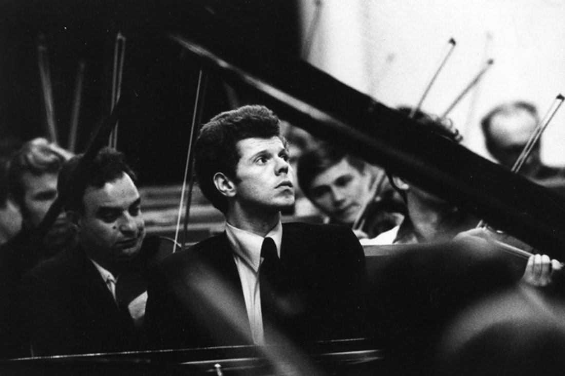The Van Cliburn Piano Competition goes on in his name.