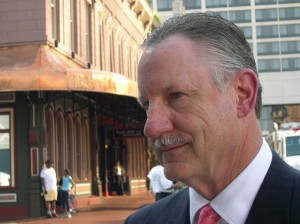 Moncrief ignored the city charter when it suited him. Jeff Prince