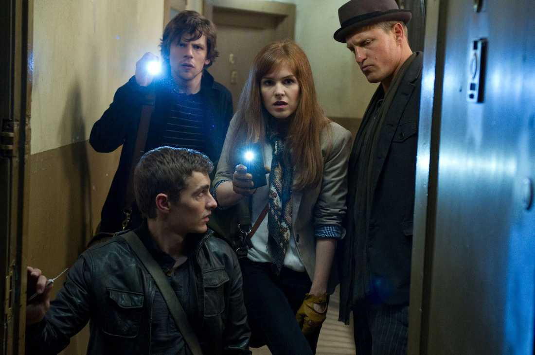 Now You See Me opens Friday.