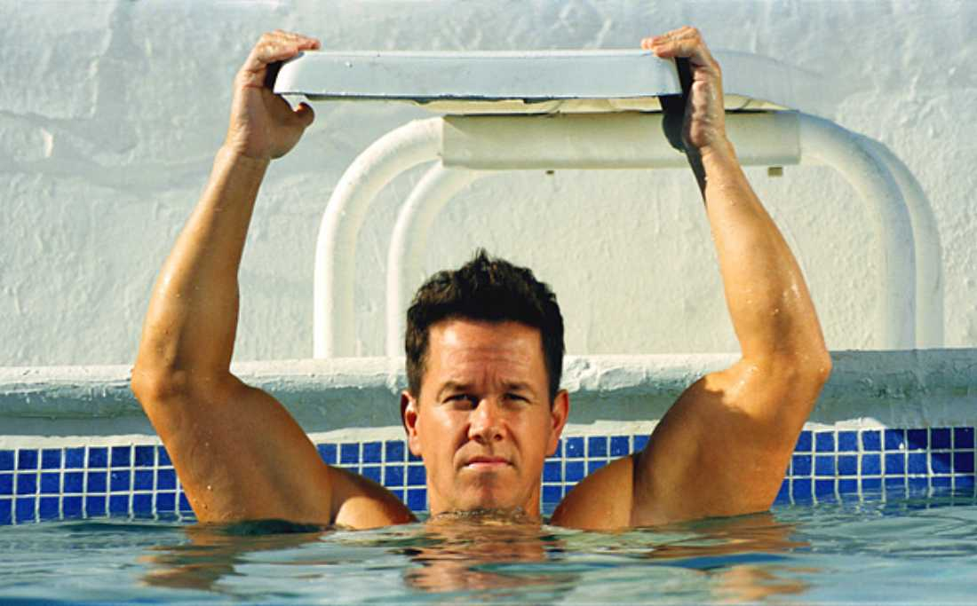 "Mark Wahlberg covets a rich man's possessions in ""Pain & Gain."""