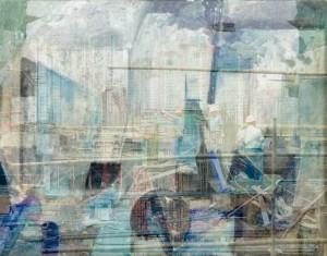 "Matthew Szal's ""Urban Bull"""