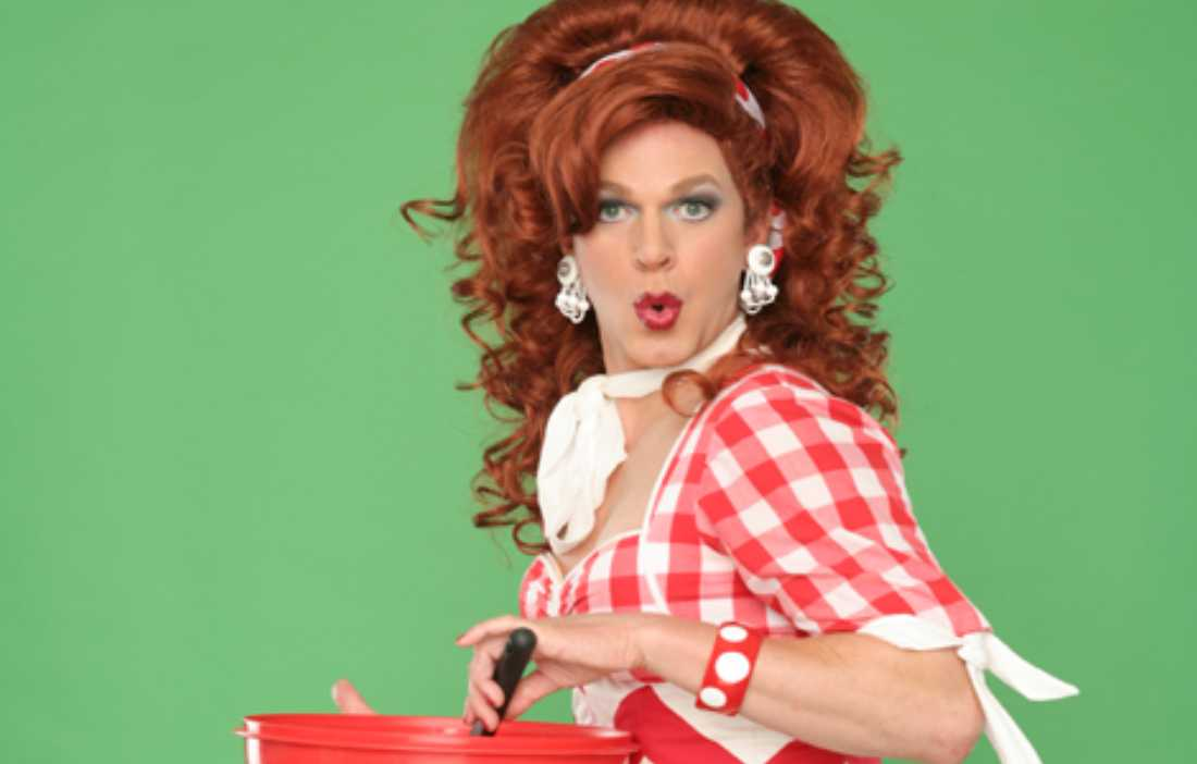Dixie's Tupperware Party runs thru Sun at Van Cliburn Recital Hall.