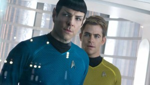 Star Trek Into Darkness opens Thursday.
