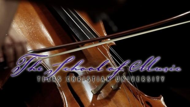 TCU music logo