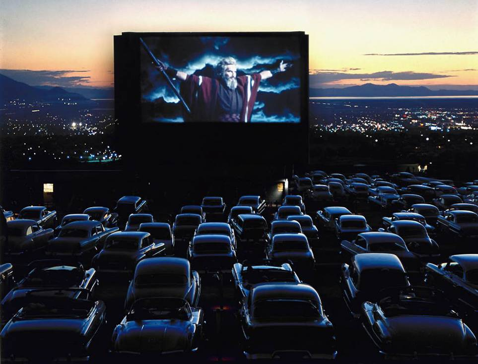 s the drive in movie