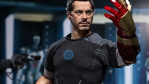 """Iron Man 3"" opens Friday."