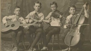 The Humphries brothers would go on to record with the legendary Roy Rogers and help create Western Swing music.