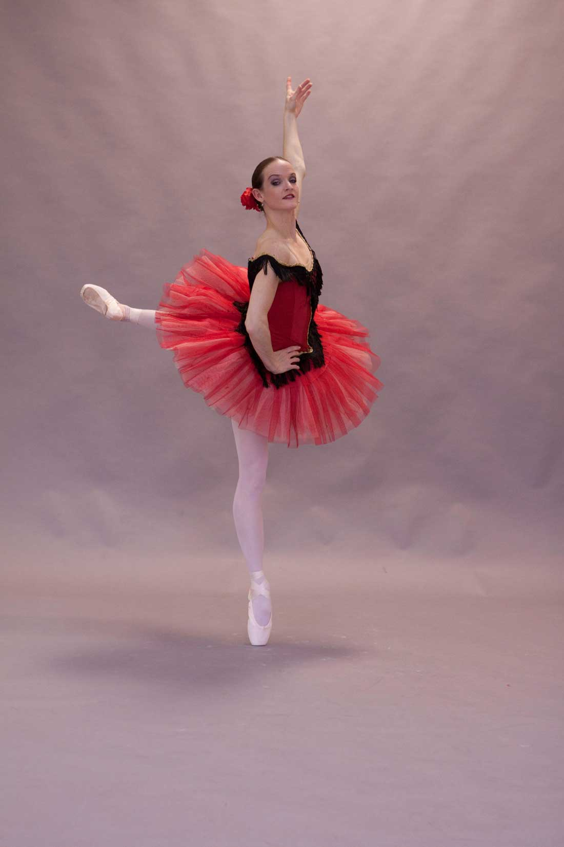 Michelle Gifford leads Ballet Concerto's annual Summer Dance Concert.