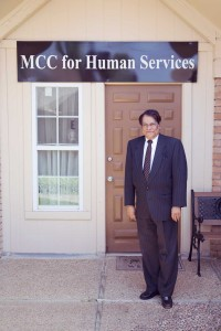 In 1995 Ahmed began the effort that would become the Muslim Community Center for Human Services.