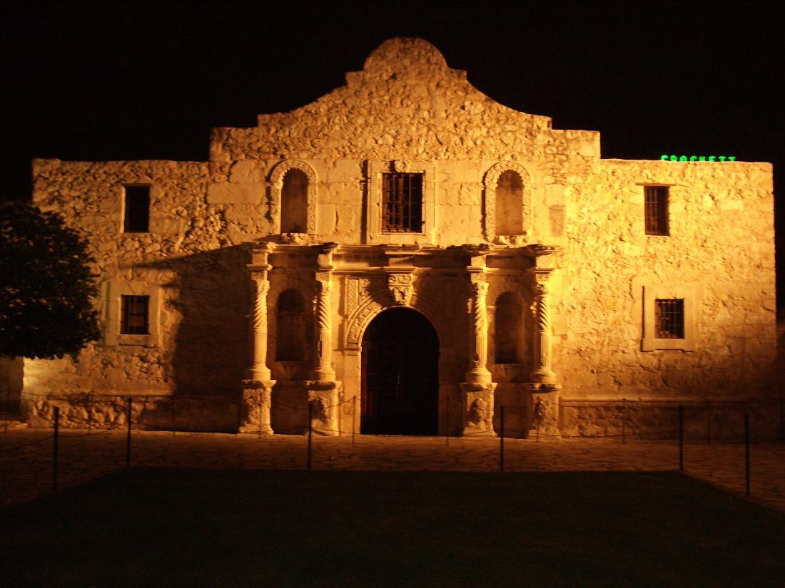 Yet Another Reason To Remember the Alamo - Fort Worth Weekly