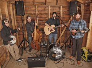 Best acoustic/folk nominees Big City Folk play The Grotto at 10 p.m. as part of an MAF'13 after-party tonight.